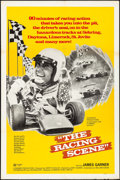 """Movie Posters:Sports, The Racing Scene (Maron Films, 1969). One Sheet (27"""" X 41""""). Sports.. ..."""