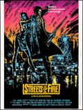 """Movie Posters:Action, Streets of Fire (Universal, 1984). Poster (30"""" X 40""""). Action.. ..."""