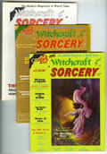 Bronze Age (1970-1979):Miscellaneous, Witchcraft & Sorcery Group (Fantasy, 1971-74) Condition:Average VF. This lot includes issues #5, 6, 7, 8, 9, and 10. Artby... (6 Comic Books)