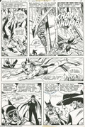 Original Comic Art:Panel Pages, Kurt Schaffenberger and Tex Blaisdell - World's Finest Comics #249, page 10 Original Art (DC, 1978). Batman and the Phantom ...