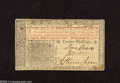 Colonial Notes:New Jersey, New Jersey March 25, 1776 12s Extremely Fine-About New. Nicesignatures and color highlight this overall clean note. The han...