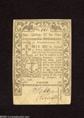 Colonial Notes:Rhode Island, Rhode Island May 1786 2s/6d About New. A very lightly circulatedRhode Island note with great embossing as well as a couple ...
