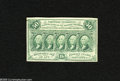 Fractional Currency:First Issue, Fr. 1312 50c First Issue Choice New. Aside from a couple of stay ink marks this note is bright and colorful and would be app...