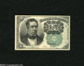 Fractional Currency:Fifth Issue, Fr. 1264 10c Fifth Issue Extremely Fine. Faint folds are embedded on this Green Seal Meredith....