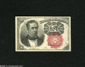 Fractional Currency:Fifth Issue, Fr. 1265 10c Fifth Issue Choice About New. This Long Key Meredithhas nice color and a faint lower right-hand corner fold. A...