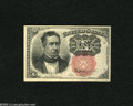Fractional Currency:Fifth Issue, Fr. 1266 10c Fifth Issue Extremely Fine. A pinhole in the upperright-hand corner, a lateral fold, plus a touch of other han...