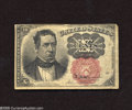 Fractional Currency:Fifth Issue, Fr. 1266 10c Fifth Issue Fine. A moderately circulated short key Meredith....