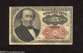 Fractional Currency:Fifth Issue, Fr. 1309 25c Fifth Issue Very Good-Fine....