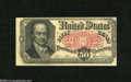 Fractional Currency:Fifth Issue, Fr. 1381 50c Fifth Issue Very Fine. In 1824 William Crawford,favorite son of Georgia, ran for the presidency of the United ...