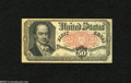 Fractional Currency:Fifth Issue, Fr. 1381 50c Fifth Issue Fine. This Crawford note has lightlyhandled edges and honest wear....