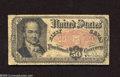 Fractional Currency:Fifth Issue, Fr. 1381 50c Fifth Issue Very Good-Fine. A well circulated Crawfordnote with some pinholes....
