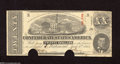 Confederate Notes:1863 Issues, T59 $10 1863. This 2nd Series cancelled note has great surfaces andcrisp paper, but some tiny spots and minor handling. C...