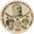 Political:Pinback Buttons (1896-present), Grover Cleveland: 1896 Hopeful Button. ...