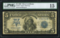 Large Size:Silver Certificates, Fr. 275 $5 1899 Silver Certificate PMG Choice Fine 15.. ...
