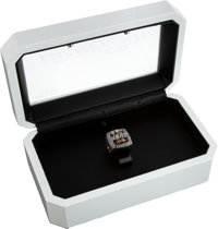 2013 Miami Heat Nba Championship Staff Ring With Original Display Lot 80469 Heritage Auctions