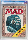 Magazines:Mad, MAD #26 (EC, 1955) CGC VF 8.0 Off-white to white pages....