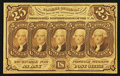 Fractional Currency:First Issue, Fr. 1281 25¢ First Issue Extremely Fine-About New.. ...