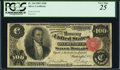 Large Size, Fr. 344 $100 1891 Silver Certificate PCGS Very Fine 25.. ...