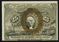 Fractional Currency:Second Issue, Fr. 1288 25¢ Second Issue About New.. ...