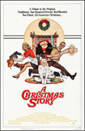 "Movie Posters:Comedy, A Christmas Story (MGM, 1983). One Sheet (27"" X 41"") RobertTanenbaum Artwork. Comedy.. ..."