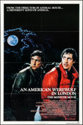 """Movie Posters:Horror, An American Werewolf in London & Other Lot (Universal, 1981). One Sheets (2) (27"""" X 41""""). Horror.. ... (Total: 2 Items)"""