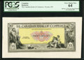 Canadian Currency, Toronto, ON- Canadian Bank of Commerce $20 Jan. 2, 1917 Ch. #75-16-02-08P Proof.. ...