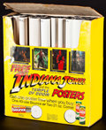 """Movie Posters:Adventure, Indiana Jones and the Temple of Doom Special Poster Display (Lucasfilm/Proctor & Gamble, 1984). Commercial Display (16"""" X 17... (Total: 50 Items)"""