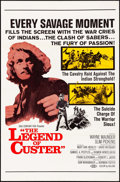 """Movie Posters:Western, The Legend of Custer & Others Lot (20th Century Fox, 1968). One Sheets (6) (27"""" X 41""""). Western.. ... (Total: 6 Items)"""