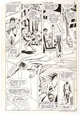 Curt Swan and Dave Hunt Superman #389 Story Page 4 Original Art (DC, 1983)