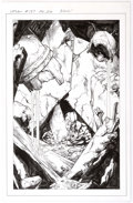 Original Comic Art:Splash Pages, Mark Bagley, John Dell and Scott Hanna Venom #157 SplashPage 20 Original Art (Marvel, 2017)....