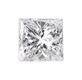 Estate Jewelry:Unmounted Diamonds, Unmounted Diamond The square modified brillian...