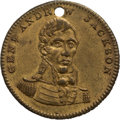 Political:Tokens & Medals, Andrew Jackson: 1824 Campaign Token....