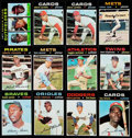 Baseball Cards:Lots, 1971 Topps Baseball Altered Collection (1300+). ...