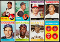 Baseball Cards:Lots, 1963 and 1964 Topps Baseball Collection with Rose Rookie (8). ...