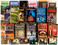 Books:Miscellaneous, Science Fiction Paperback Books Box Group (Various Publishers) Condition: Average VG+....