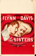 Movie Posters:Drama, The Sisters (Warner Brothers, 1938). Window Card (...