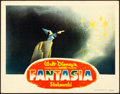 "Movie Posters:Animation, Fantasia (RKO, 1940). Lobby Card (11"" X 14"").. ..."