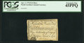 Colonial Notes:North Carolina, North Carolina April 2, 1776 $1/4 Hare PCGS Extremely Fine 45PPQ.. ...