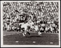 Football Collectibles:Photos, 1967 Max McGee Green Bay Packers Super Bowl I Vintage Photograph - 1st Ever Super Bowl Touchdown. . ...