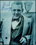 Autographs:Photos, Red Grange Signed Photograph. . ...