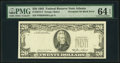 Error Notes:Third Printing on Reverse, Fr. 2075-F $20 1985 Federal Reserve Note. PMG Choice Uncirculated 64 EPQ.. ...