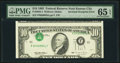 Error Notes:Inverted Third Printings, Fr. 2032-J $10 1995 Federal Reserve Note. PMG Gem Uncirculated 65EPQ.. ...