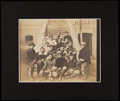 Football Collectibles:Others, 1900's University of Texas Longhorns Football Photograph....