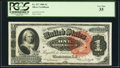 Large Size:Silver Certificates, Fr. 217 $1 1886 Silver Certificate PCGS Very Fine 35.. ...