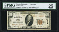 National Bank Notes:Colorado, Limon, CO - $10 1929 Ty. 2 The First NB Ch. # 11504. ...