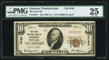National Bank Notes:Pennsylvania, Genesee, PA - $10 1929 Ty. 1 The First NB Ch. # 9783. ...
