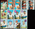 Baseball Cards:Lots, 1968 to 1973 Topps Baseball Collection (13). ...
