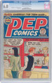 Pep Comics #74 (MLJ, 1949) CGC FN 6.0 Cream to off-white pages