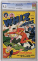 Whiz Comics #80 - Crowley Copy/File Copy (Fawcett Publications, 1946) CGC NM- 9.2 Cream to off-white pages