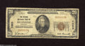 National Bank Notes:Kentucky, Richmond, KY - $20 1929 Ty. 1 The Citizens NB Ch. # 7653 Nine smallknown are shown in the Kelly census for this bank. ...